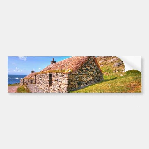 Gearrannan, Isle of Lewis Bumper Stickers