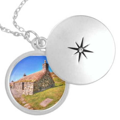 Gearrannan, Isle of Lewis Custom Necklace