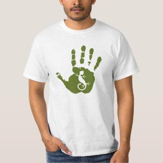 Gecko Hand T-Shirt