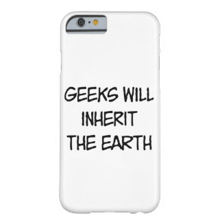 Geek Barely There iPhone 6 Case