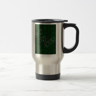 Geek by CHOICE Stainless Steel Travel Mug