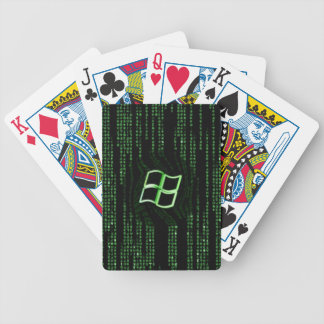 Geek Matrix Computer Cards