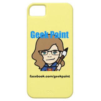 Geek Paint Phone Case