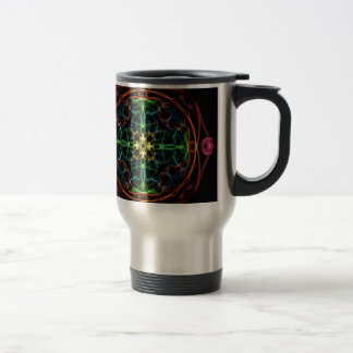 Geek Rose Stainless Steel Travel Mug