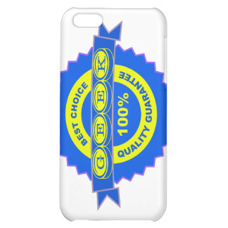 Geek Seal of Approval Case For iPhone 5C