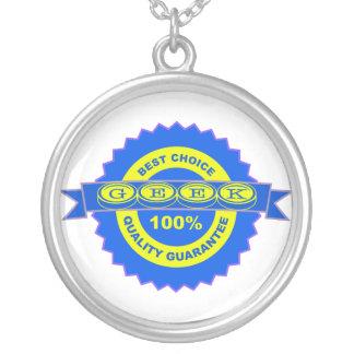 Geek Seal of Approval Custom Jewelry