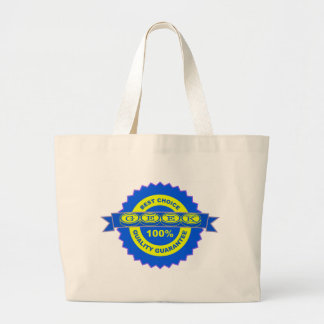 Geek Seal of Approval Canvas Bags