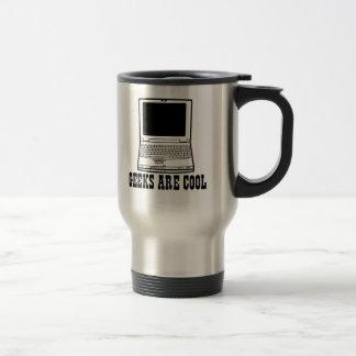 Geeks are cool mugs