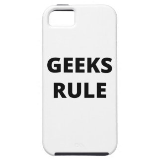 Geeks Rule Case For The iPhone 5