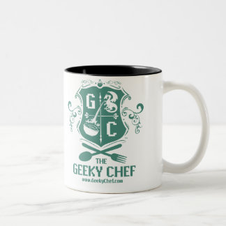 Geeky Chef Mug