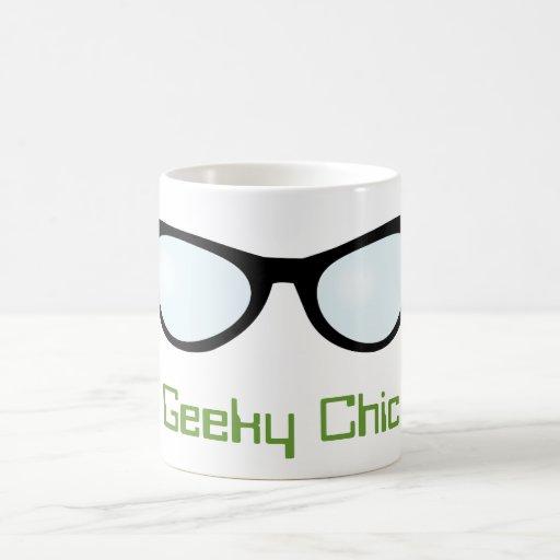 Geeky Chic Mug
