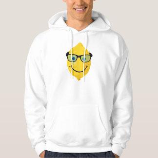 Geeky Lemon Head Hoodie