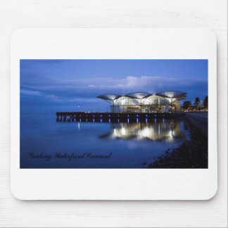 Geelong Waterfront Carousel Mouse Pad