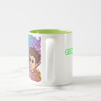 Geez Louise Colorful Mug