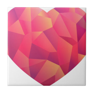 gemetric Love Tile