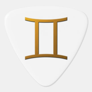 Gemini Guitar Pick