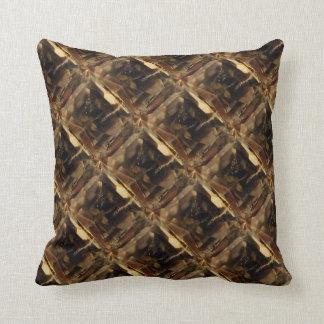 Gemstone Camo (Big Beryl) Pattern Pillow