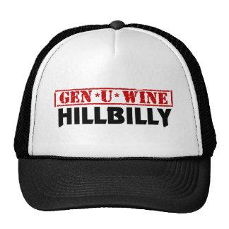 Gen U Wine Hillbilly Cap