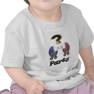 Gender Reveal Party Tshirt