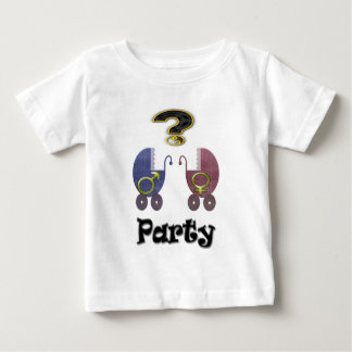 Gender Reveal Party T Shirts