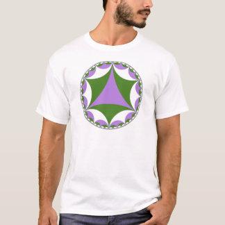 Genderqueer flag fractal T-Shirt