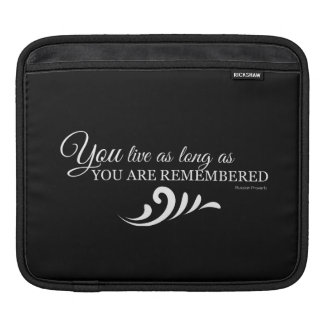 Genealogy iPad Tablet Sleeve