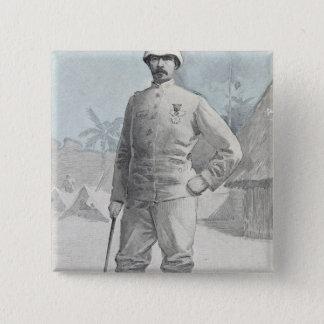 General Alfred Amedee Dodds 15 Cm Square Badge