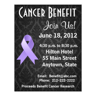 General Cancer Personalized Benefit Flyer