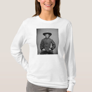 General George Armstrong Custer by Mathew Brady T-Shirt