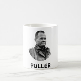 General Lewis Chesty Puller Coffee Mug