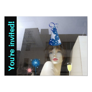 General Party/ New Year's Eve Invitations! Card