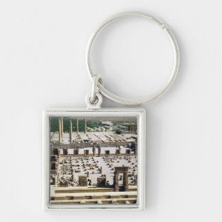 General view of the palace, Achaemenian Period Key Ring