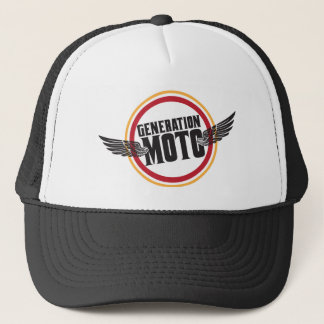 Generation Moto trucker hat