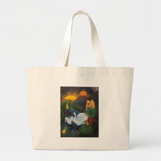 Genesis Large Tote Bag