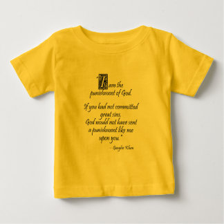 Genghis Khan... Baby T-Shirt