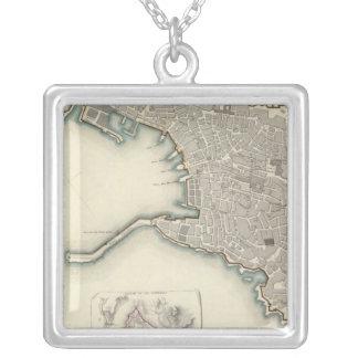Genoa Genova Genes Silver Plated Necklace