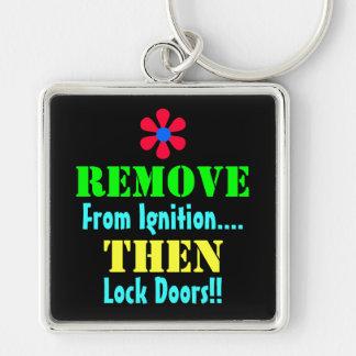 Gentle Reminder II Key Ring