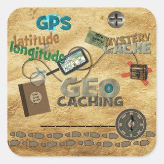 Geocache Fever - Customize Stickers