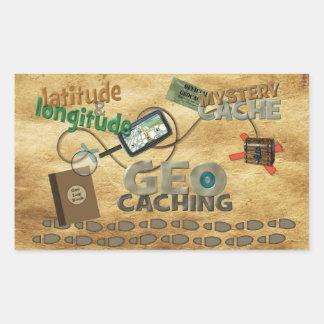 Geocache Fever Stickers