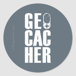 Geocacher - Stickers