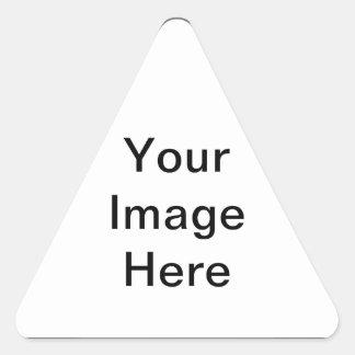 Geocaching Item Triangle Stickers