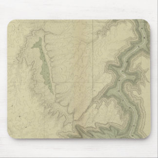 Geologic Map Of The Southern 3 Mouse Pad