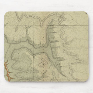 Geologic Map Of The Southern Mouse Pad