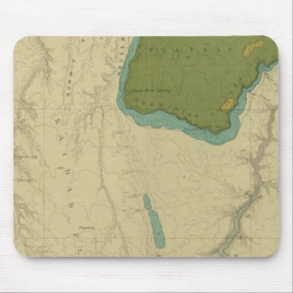 Geologic Map Showing The Kanab Mouse Pad