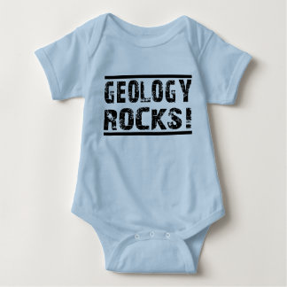 Geology Rocks Baby Bodysuit