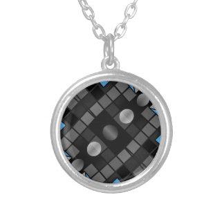 Geometric Abstract Pattern Custom Jewelry