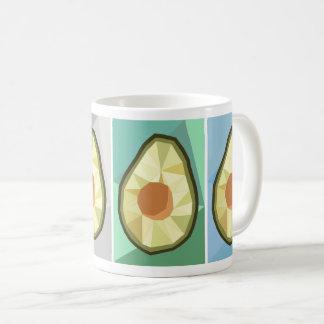 Geometric Avocados Mug