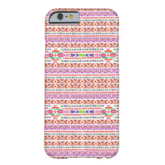 Geometric Boho Pattern Barely There iPhone 6 Case