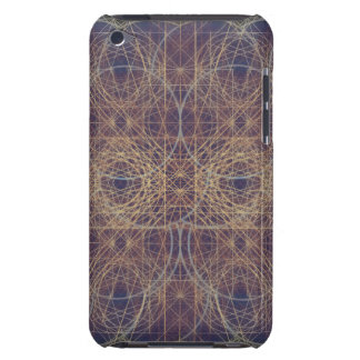 geometric design iphone case barely there iPod cases