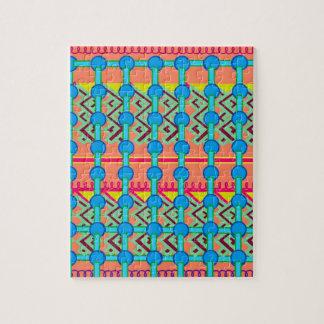 Geometric Design Jigsaw Puzzle